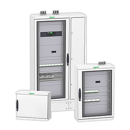 Prisma iPM System L- LV Switchboards up to 630A