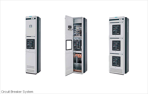 Sivacon S8 Low Voltage Power Distribution & MCC